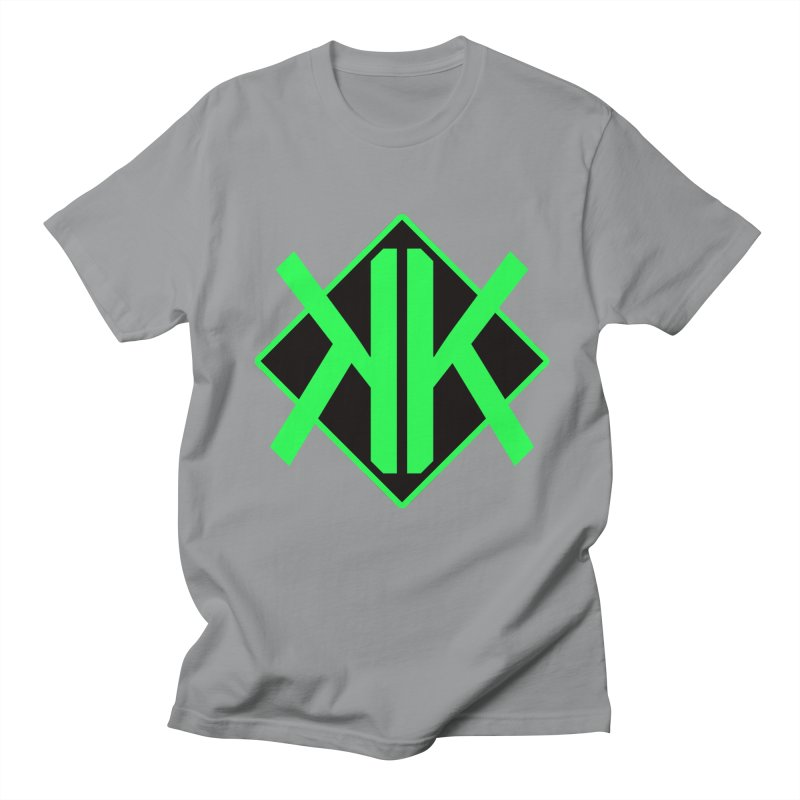 Green Official Logo Tee Men's Regular T-Shirt by We Are Korrupt