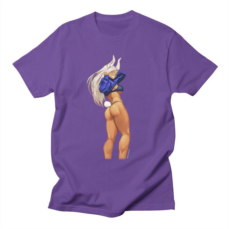 Miruko Leg Day Men's T-Shirt by Koshiosaur Merch Store