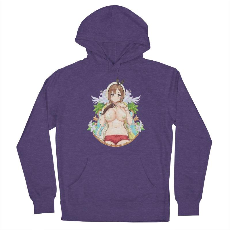 Ryza Women's Pullover Hoody by Koshiosaur Merch Store
