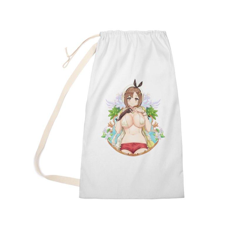 Ryza Accessories Bag by Koshiosaur Merch Store