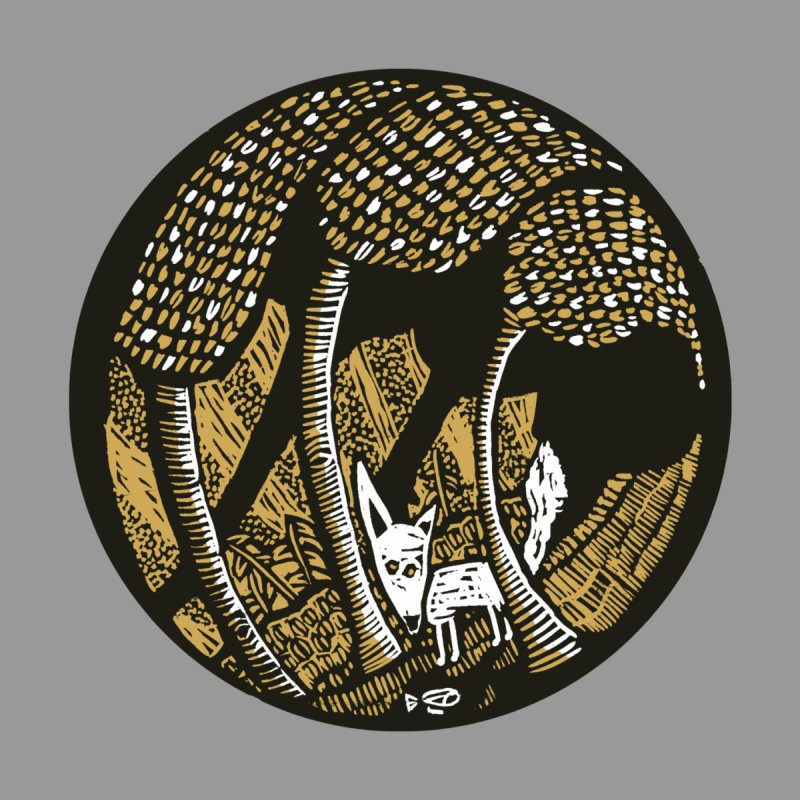 Deep forest Men's T-Shirt by kotocut's Artist Shop