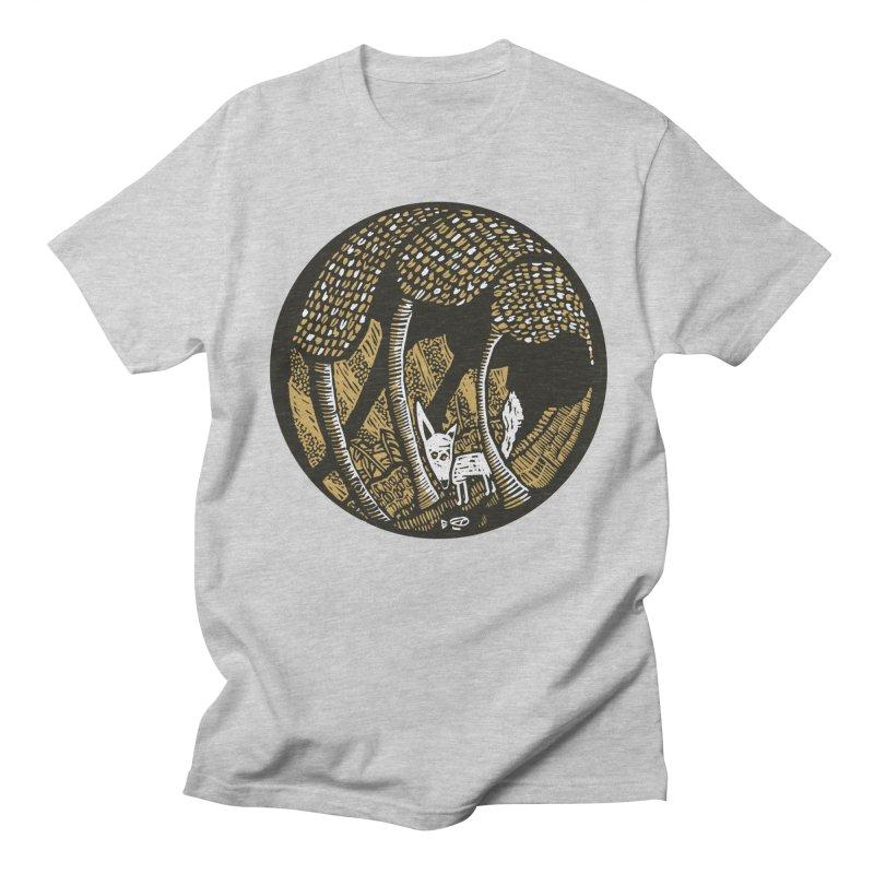 Deep forest Men's T-shirt by kotocut's Artist Shop