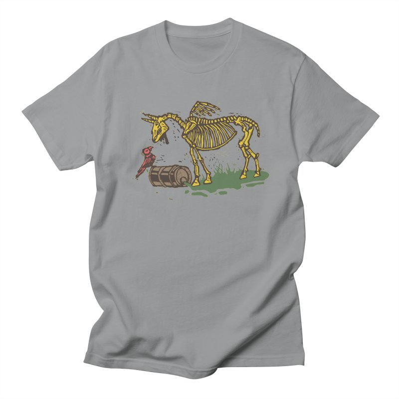 Yellow horse Men's T-Shirt by kotocut's Artist Shop