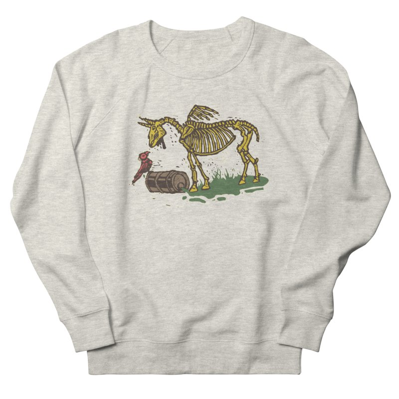 Yellow horse Men's Sweatshirt by kotocut's Artist Shop