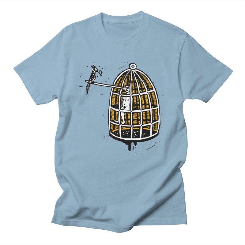 Liar Men's Regular T-Shirt by kotocut's Artist Shop