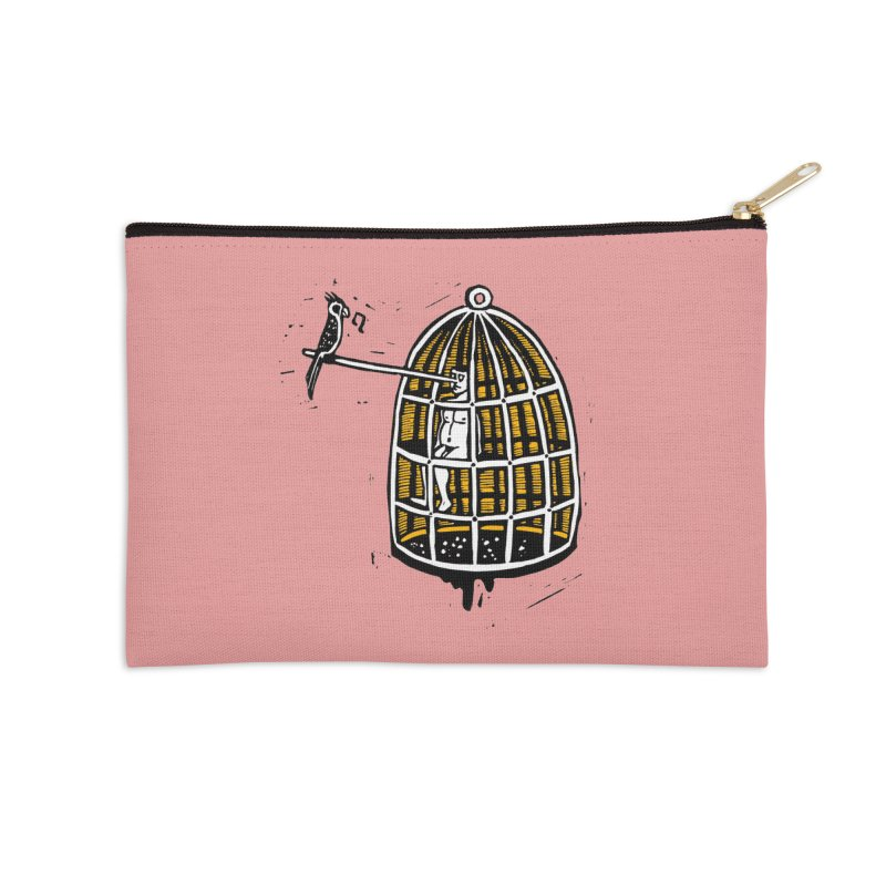 Liar Accessories Zip Pouch by kotocut's Artist Shop