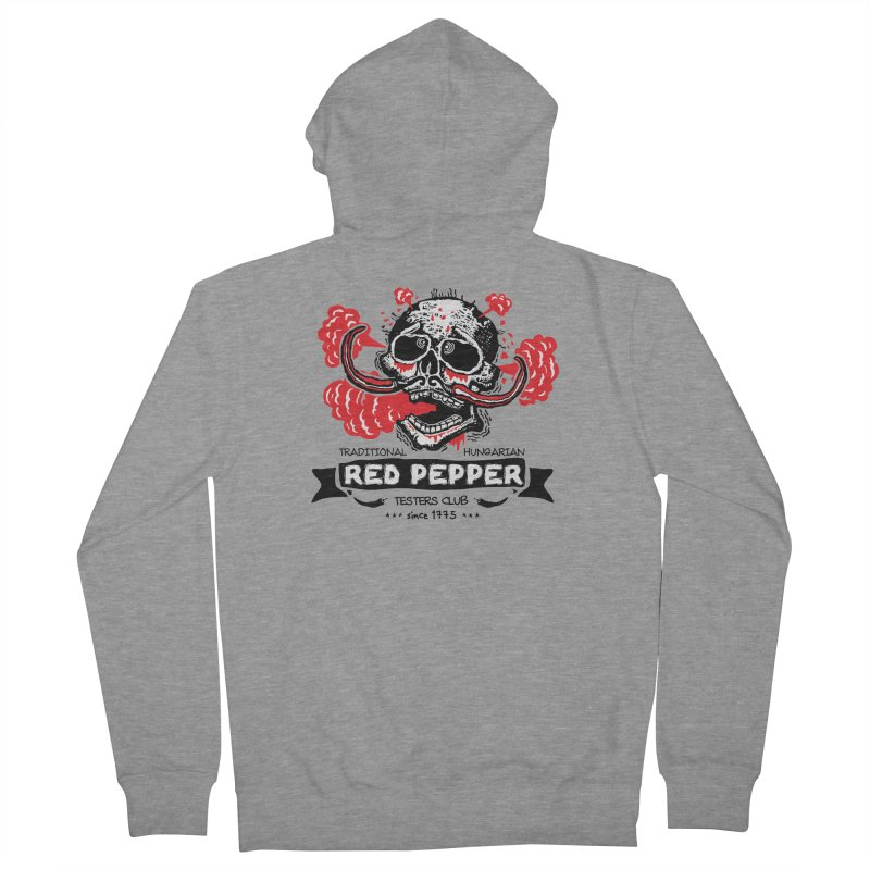 Testers club Men's French Terry Zip-Up Hoody by kotocut's Artist Shop