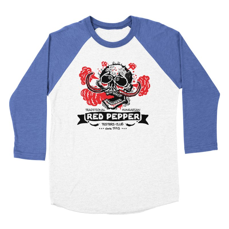 Testers club Men's Baseball Triblend T-Shirt by kotocut's Artist Shop