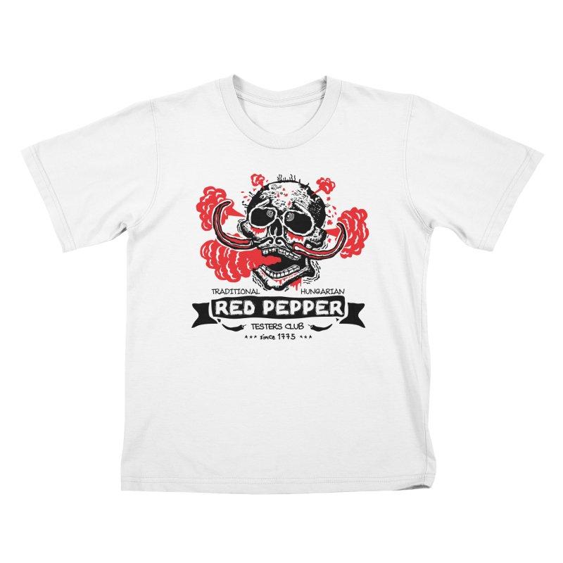 Testers club Kids T-Shirt by kotocut's Artist Shop