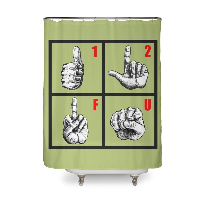 Math lesson Home Shower Curtain by kotocut's Artist Shop