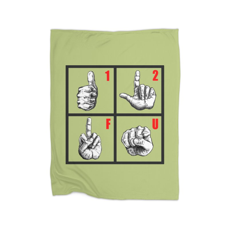 Math lesson Home Blanket by kotocut's Artist Shop