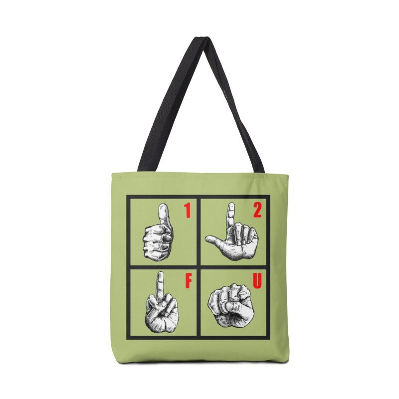 Math lesson Accessories Bag by kotocut's Artist Shop