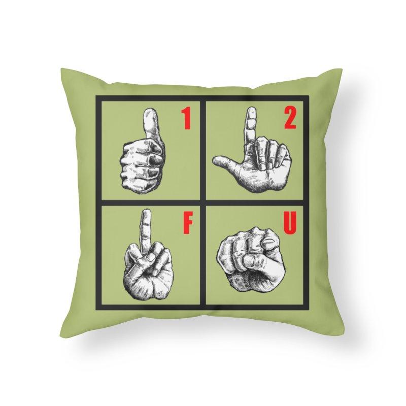 Math lesson Home Throw Pillow by kotocut's Artist Shop