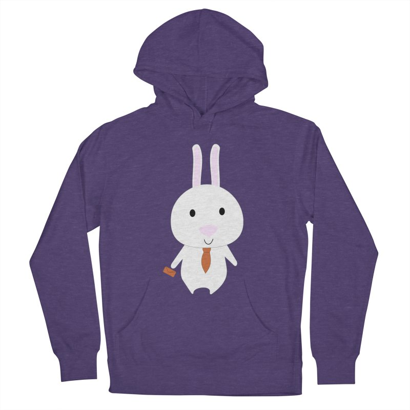 Mr Bunny Women's Pullover Hoody by 1001 bunnies