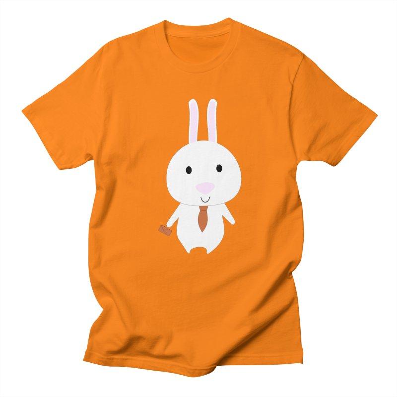 Mr Bunny Women's Unisex T-Shirt by 1001 bunnies