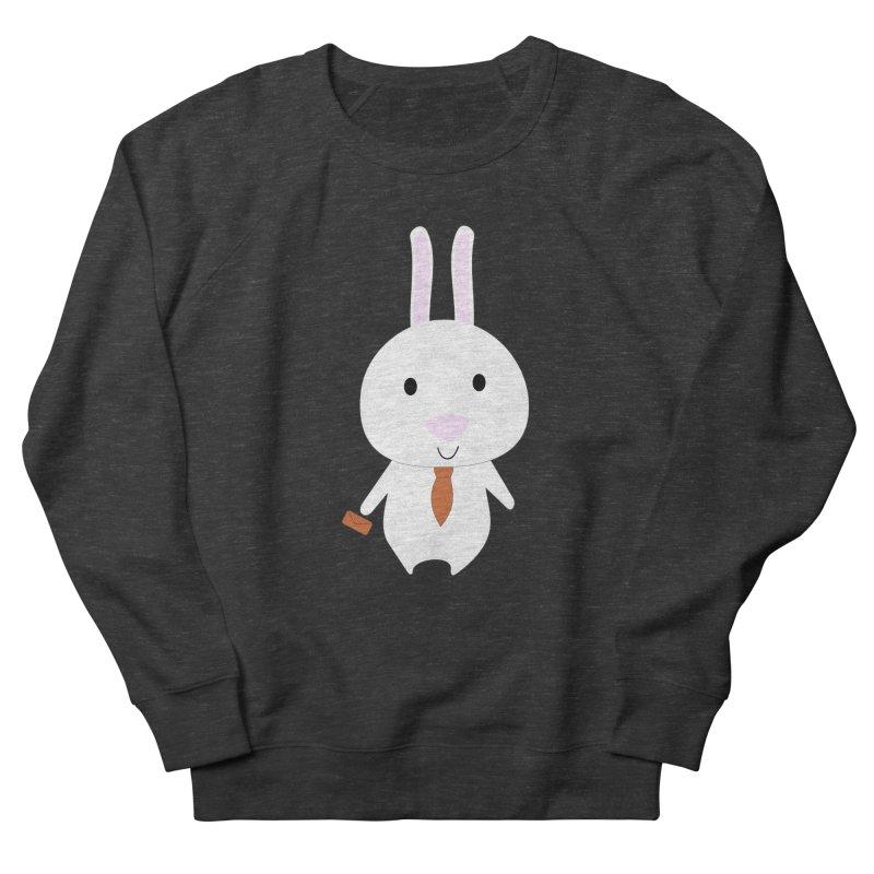 Mr Bunny Women's Sweatshirt by 1001 bunnies