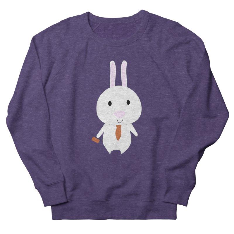 Mr Bunny Men's Sweatshirt by 1001 bunnies