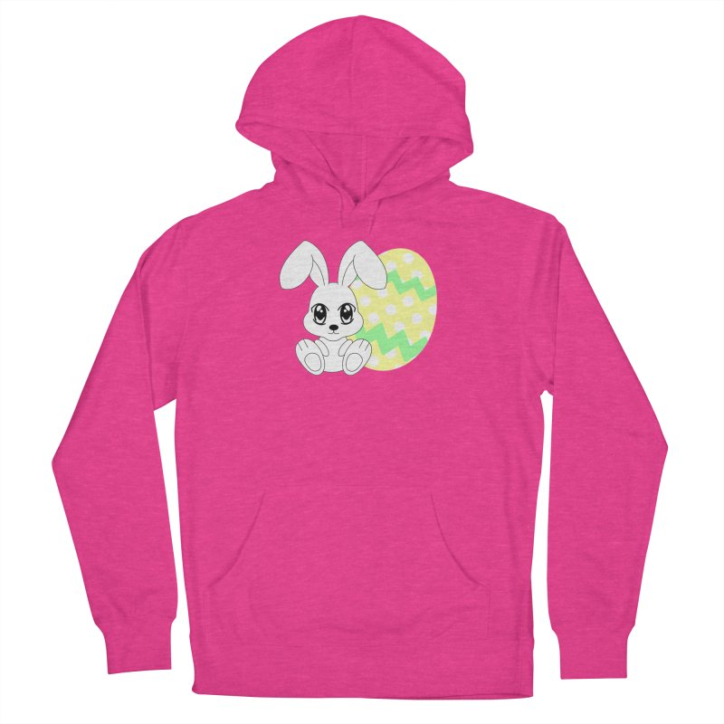 The Easter bunny Women's Pullover Hoody by 1001 bunnies