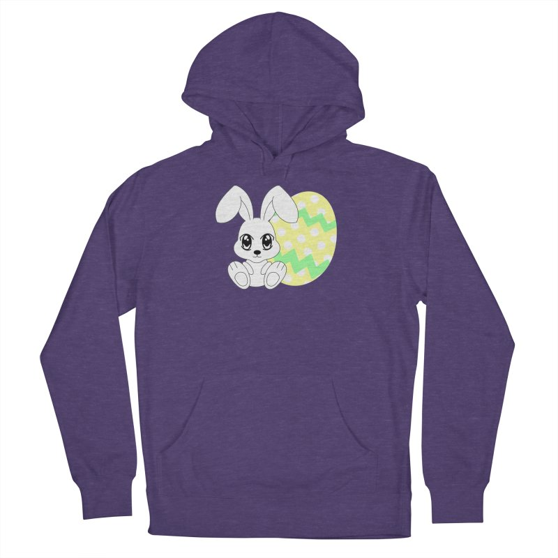 The Easter bunny Men's Pullover Hoody by 1001 bunnies