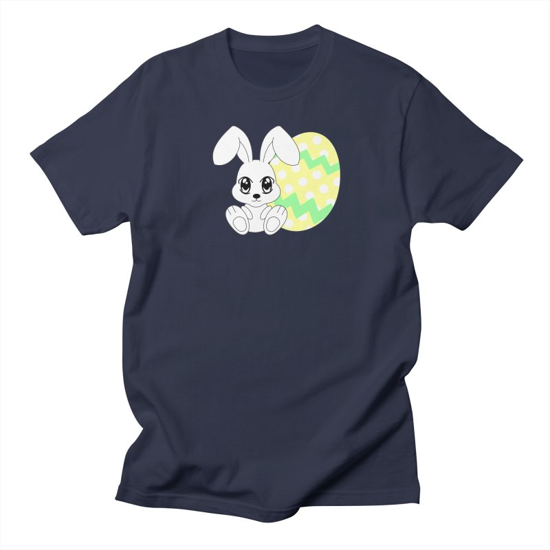The Easter bunny Men's T-shirt by 1001 bunnies