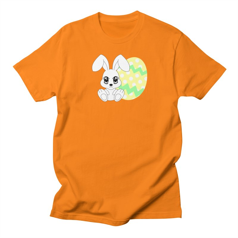 The Easter bunny Women's Unisex T-Shirt by 1001 bunnies