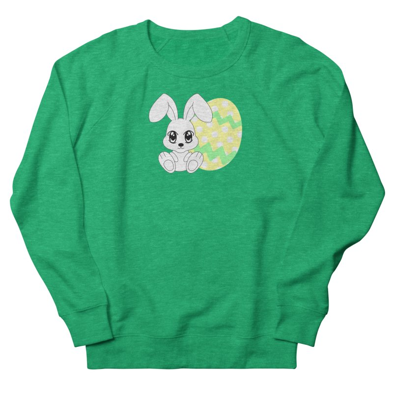 The Easter bunny Women's Sweatshirt by 1001 bunnies