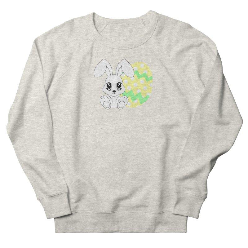 The Easter bunny Women's Sweatshirt by 1001 bunnies