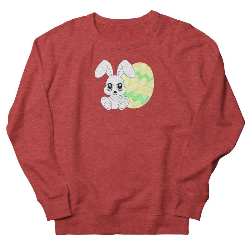The Easter bunny Men's Sweatshirt by 1001 bunnies