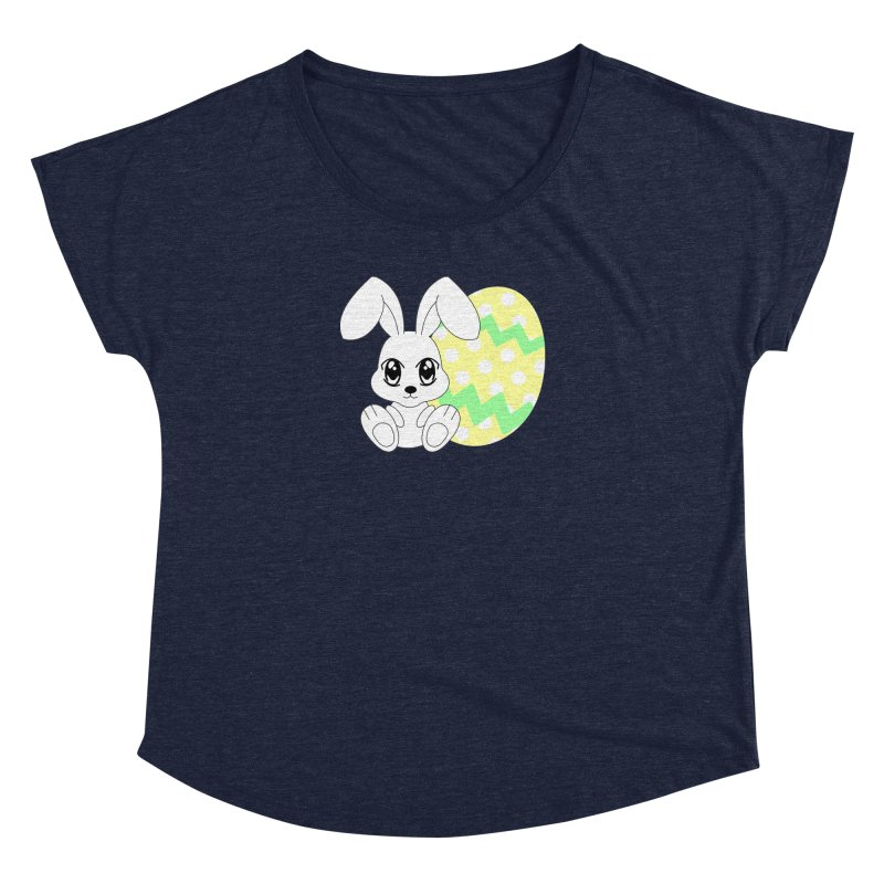 The Easter bunny Women's Dolman by 1001 bunnies