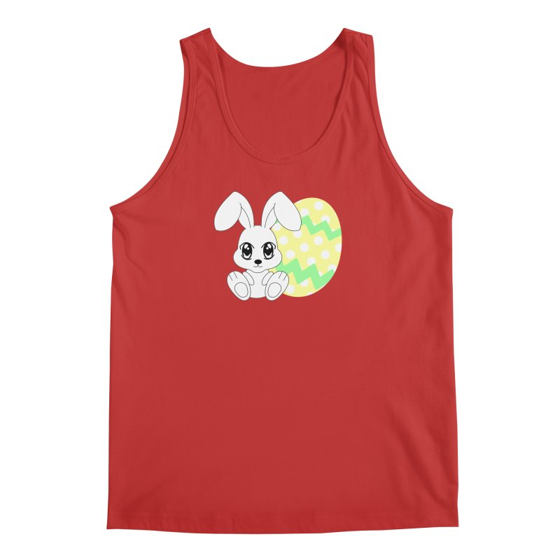 The Easter bunny Men's Tank by 1001 bunnies