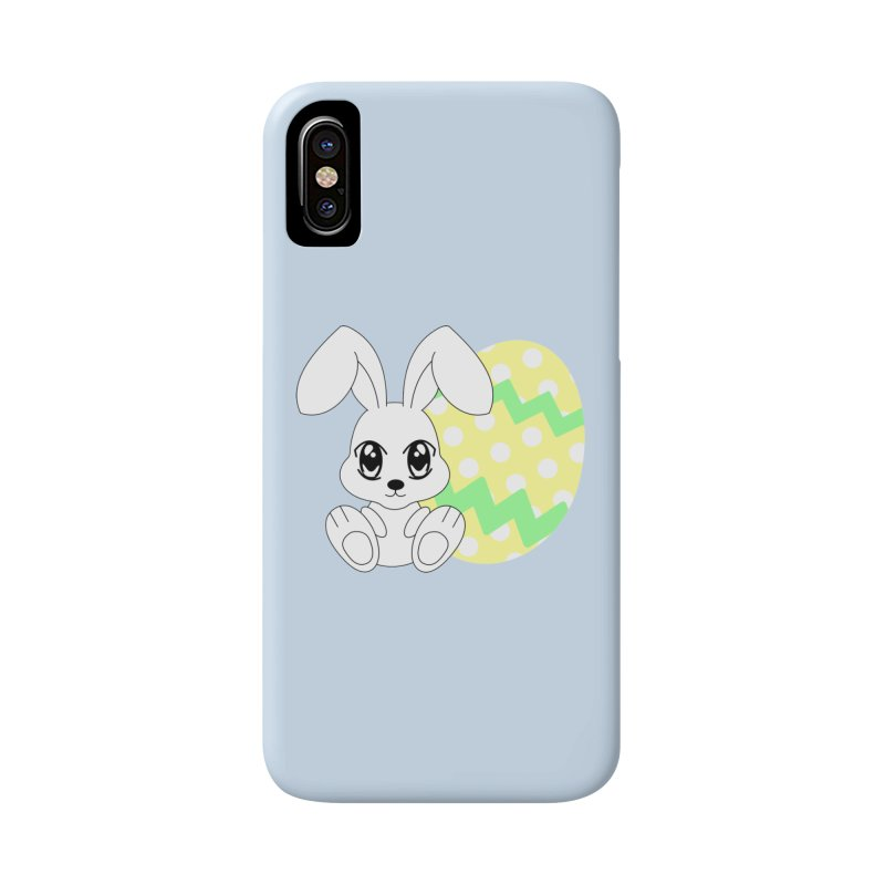 The Easter bunny Accessories Phone Case by 1001 bunnies