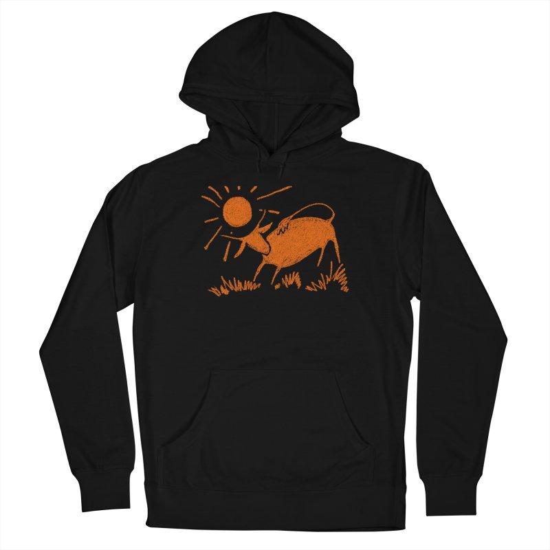 Bull Women's Pullover Hoody by kouzza's Artist Shop