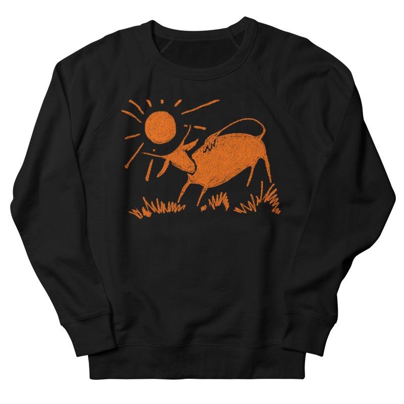 Bull Men's Sweatshirt by kouzza's Artist Shop