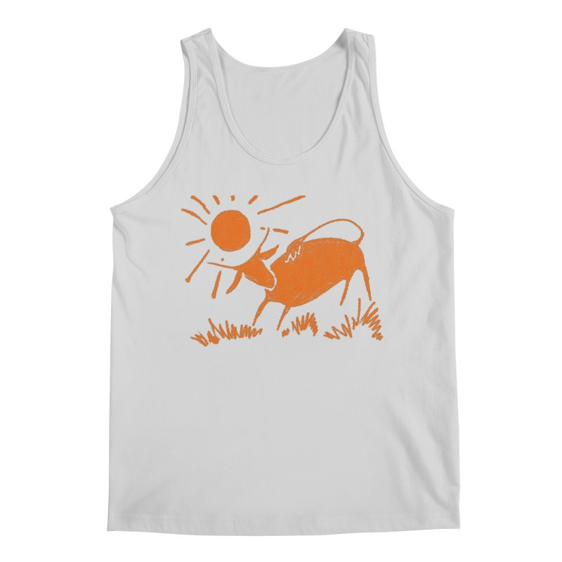 Bull Men's Tank by kouzza's Artist Shop