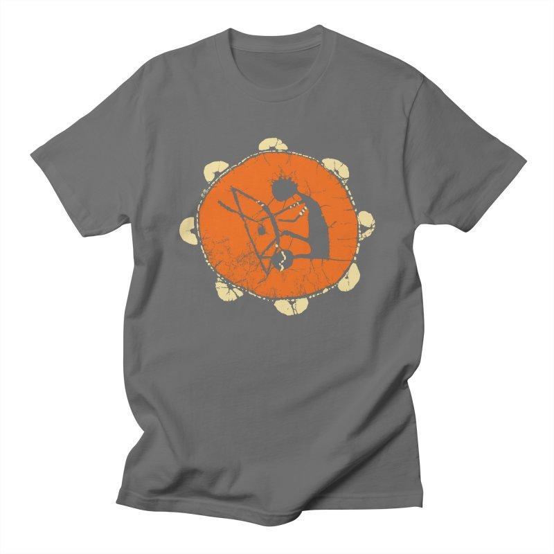 Berimbau Men's T-Shirt by kouzza's Artist Shop