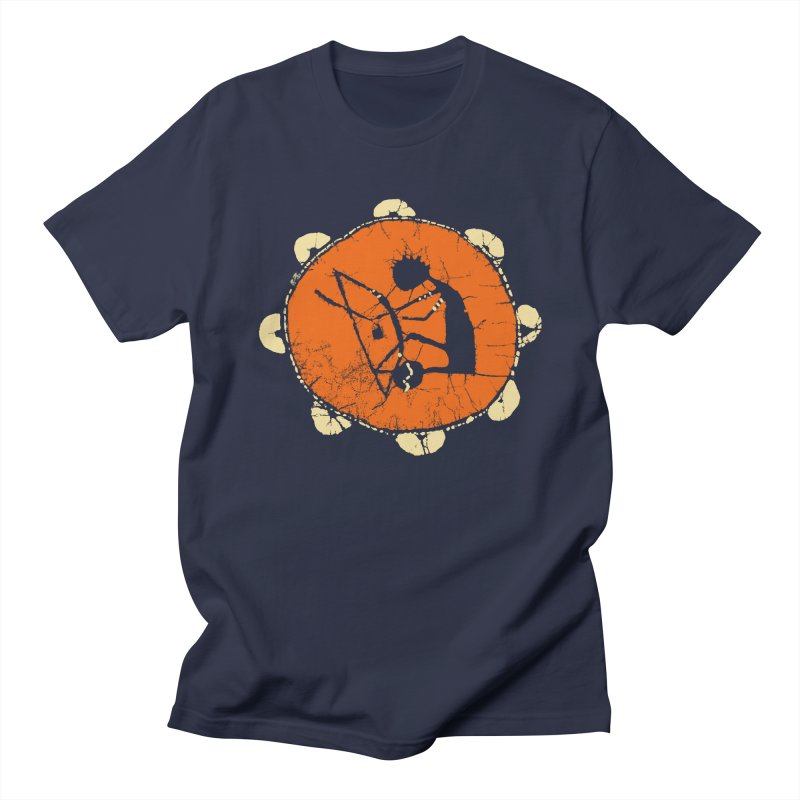 Berimbau Men's T-Shirt by kouzza's Artist Shop