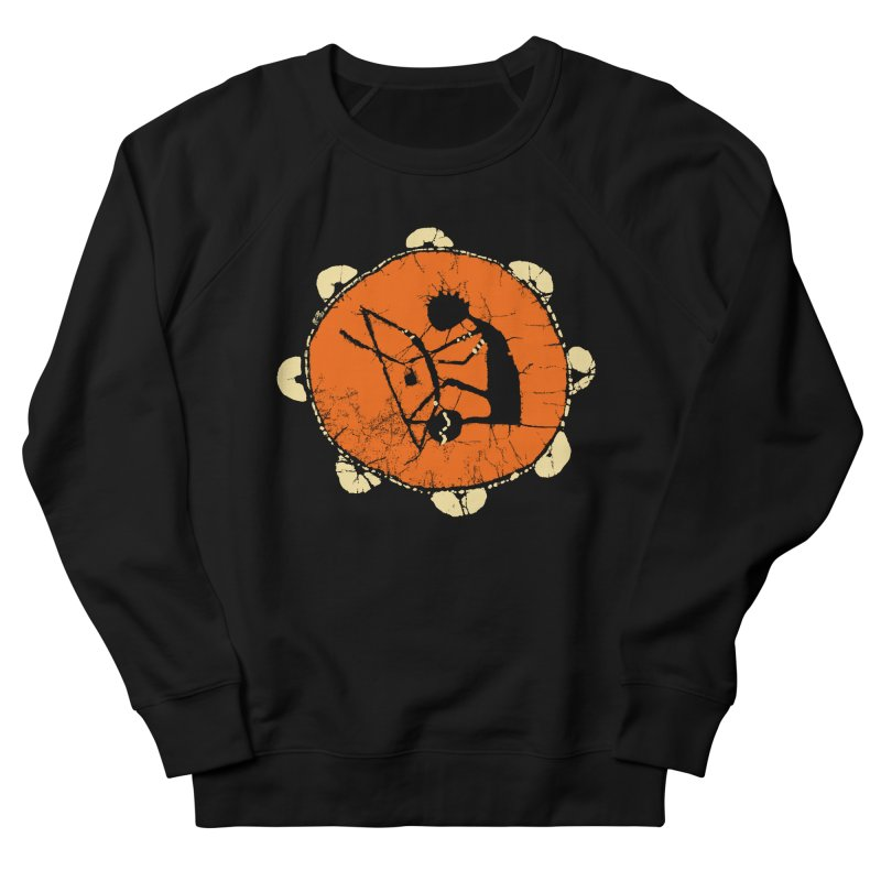 Berimbau Women's Sweatshirt by kouzza's Artist Shop