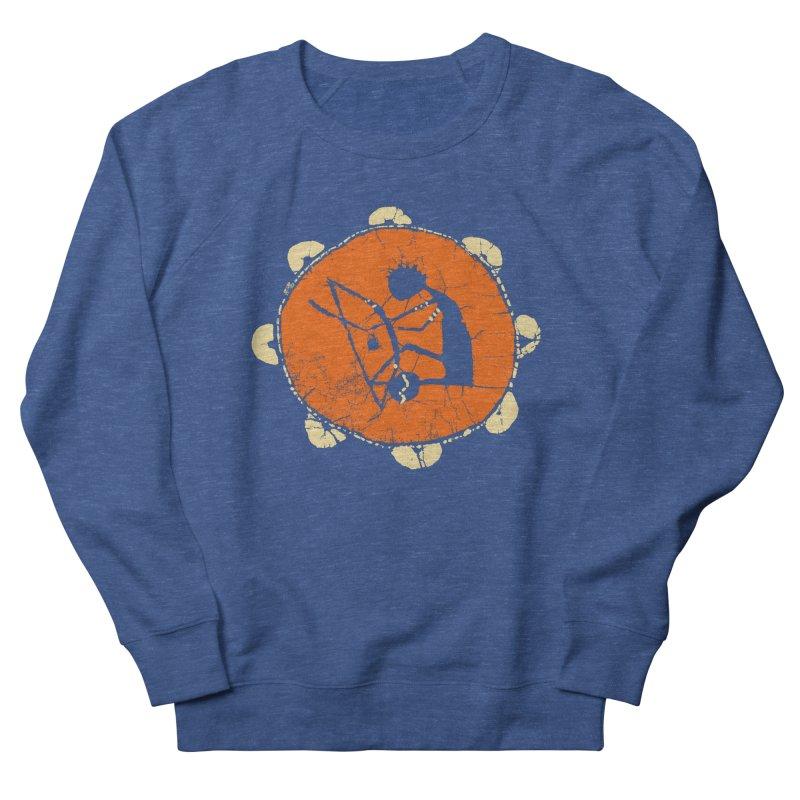 Berimbau Men's French Terry Sweatshirt by kouzza's Artist Shop
