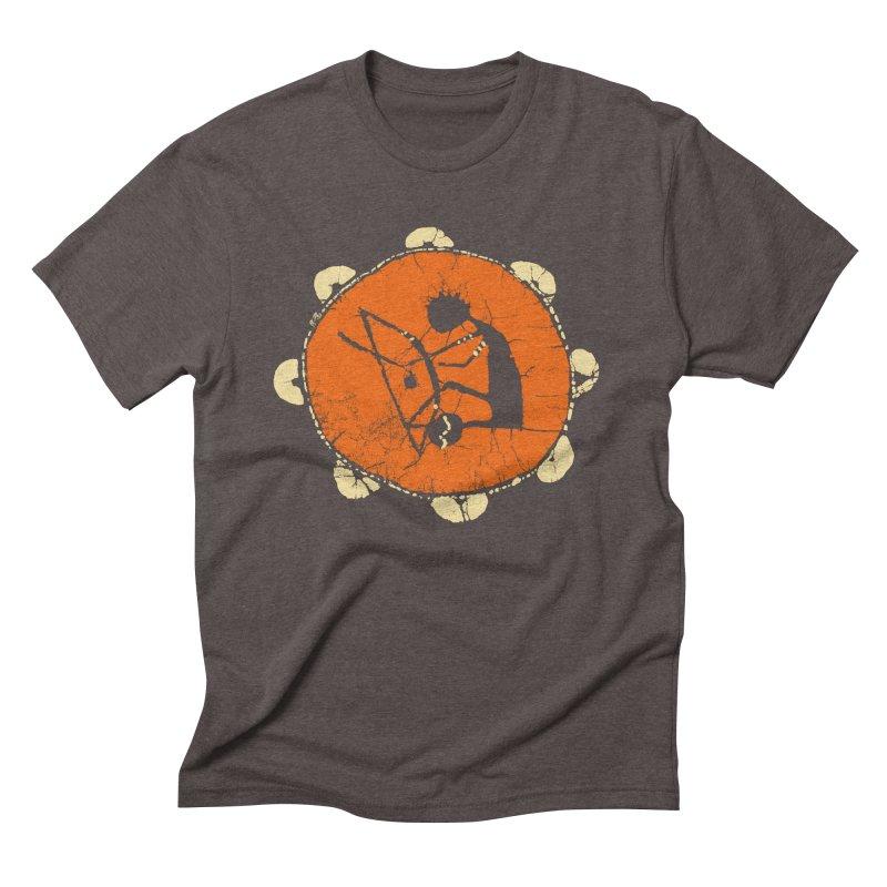 Berimbau Men's Triblend T-Shirt by kouzza's Artist Shop