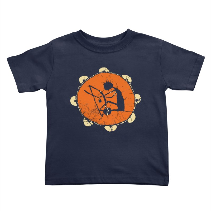 Berimbau Kids Toddler T-Shirt by kouzza's Artist Shop