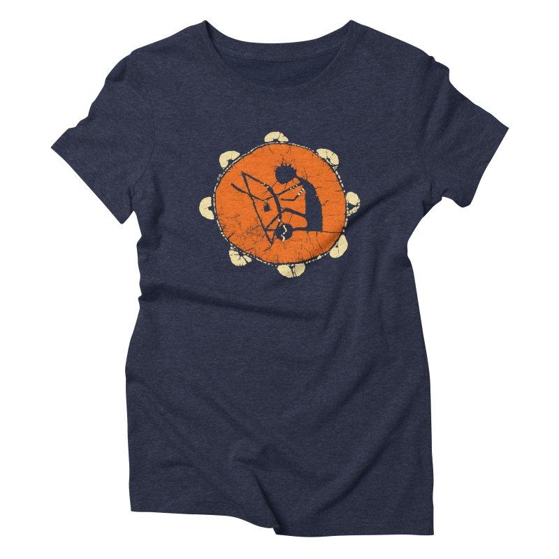 Berimbau Women's T-Shirt by kouzza's Artist Shop