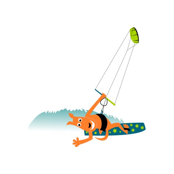 image for Kitesurfer