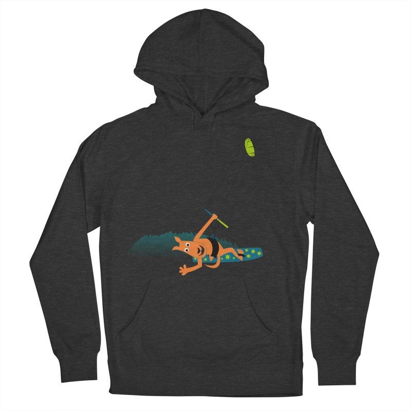 Kitesurfer Men's Pullover Hoody by kouzza's Artist Shop