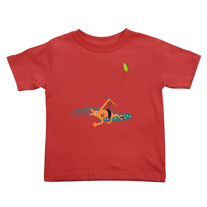 Kitesurfer Kids  by kouzza's Artist Shop