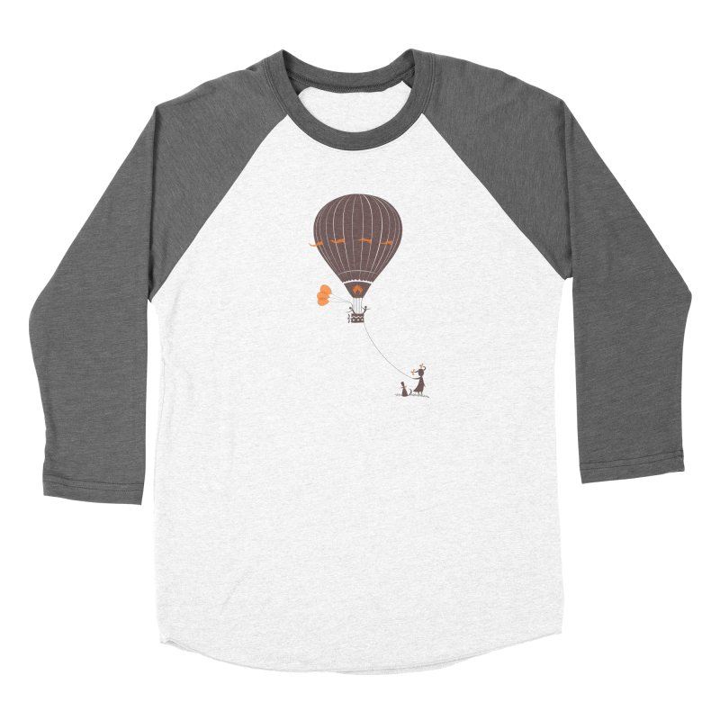 Air baloon Women's Longsleeve T-Shirt by kouzza's Artist Shop