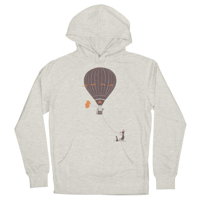 Air baloon Women's Pullover Hoody by kouzza's Artist Shop