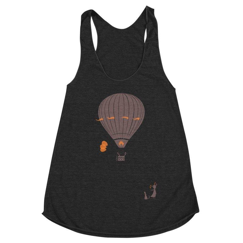 Air baloon Women's Tank by kouzza's Artist Shop