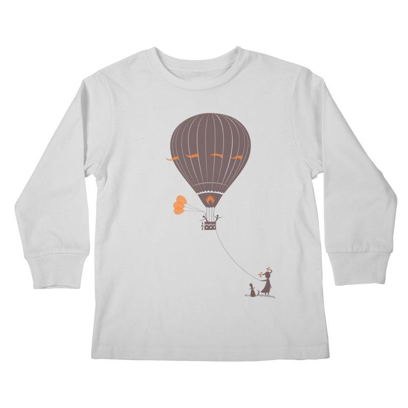 Air baloon   by kouzza's Artist Shop