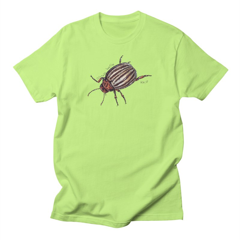 Colorado beetle Men's T-Shirt by kouzza's Artist Shop