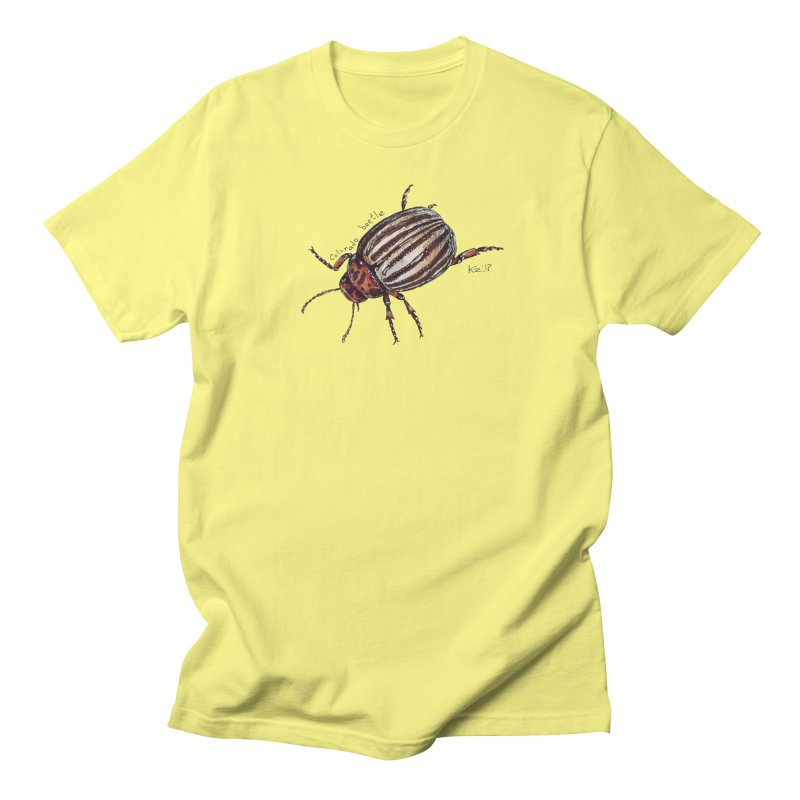 Colorado beetle Women's T-Shirt by kouzza's Artist Shop